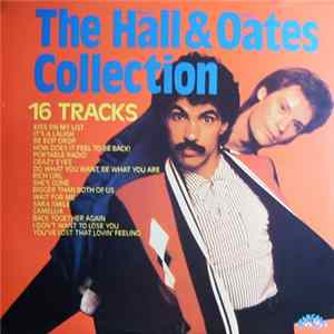 Daryl Hall & John Oates - The Hall And Oates Collection Album