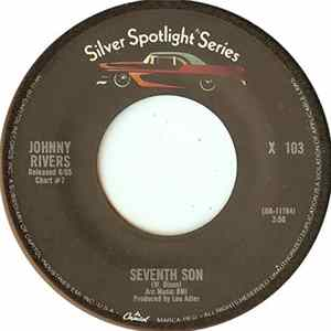 Johnny Rivers - Seventh Son / Midnight Special Album