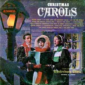 Canterbury Choir - Christmas Carols Album