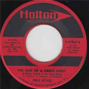 Craig Arthur - The Son Of A Green Beret (A Child's Ballad Of The Green Beret) Album