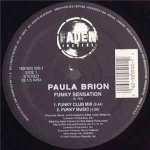 Paula Brion - Funky Sensation Album