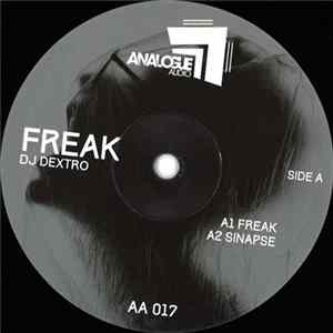 DJ Dextro - Freak Album
