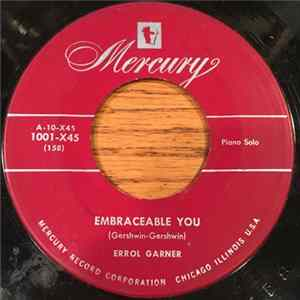 Erroll Garner - Embraceable You Album