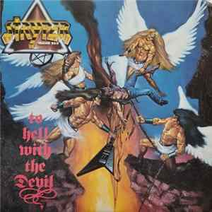 Stryper - To Hell With The Devil Album